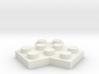 Trilego-flat-2x2 3d printed