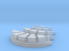 Wheels Counterweights 3d printed