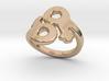 Saffo Ring 28 – Italian Size 28 3d printed