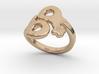 Saffo Ring 31 – Italian Size 31 3d printed
