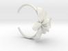 Orchid Bracelet- Nylon Version 3d printed