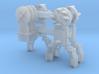 Dwarf B&O CPL- Siding (3) - HO 87:1 Scale 3d printed