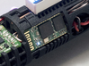 """KAM Chassis Main Part 1 31,5mm (1,24"""") OD 3d printed Bluetooth module installed"""