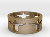 Cristo band Ring Size 9.5 3d printed