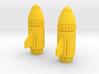 Sunlink - Ravaging Pair - G1 Style 3d printed
