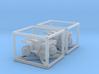 N Scale 2x Quad ATV 3d printed
