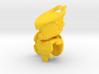 Golden Bull Gear Set 3d printed