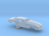 1/43 68 Firebird Pro Mod No Scoop 3d printed