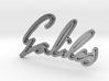 Galileo Galilei Pendant 3d printed