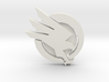 Command and Conquer Eagle Logo 3d printed