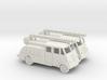 1/144 Renault AHN Fire Truck set of 2 3d printed