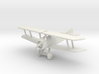 "Sopwith 2F1 ""Ship's Camel"" 3d printed 1:144 Sopwith 2F1 Camel in WSF"