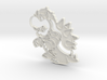 Paper Bowser 3d printed