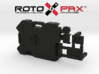 AJ10042 RotopaX Storage Pack - BLACK 3d printed