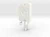 AJ10017 RotoPax 1 Gallon Fuel Pack - WHITE 3d printed