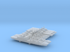 JMSDF Auxiliary Ships Set, 8p, 1/6000 3d printed