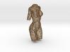Female Nude Sculpture - Voronoi Mesh 3d printed