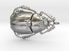 Scarab Beetle Pendant 3d printed
