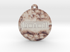 Tool Logo Pendant / Ornament 3d printed