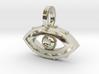 Evil Eye charm 3d printed