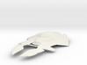 Xindi Primate Cruiser (Refit) 3d printed