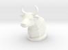 K Bull Figure 3d printed
