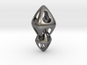 Tetrahedron Double Interlocked 3d printed
