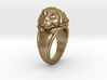 Dog Pet Ring - 18.19mm - US Size 8 3d printed