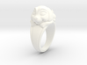 Dog Pet Ring - 18.89mm - US Size 9 3d printed