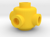 Nub Head Lego 3d printed