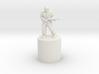 Army Man Pencil Topper 3d printed