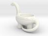 Dinosaur Candleholder Planter 3d printed