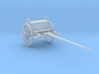 HO Cannon Limber 3d printed
