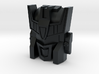 Stalker / MW Soundwave Face (Titans Return) 3d printed