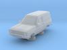1:87 escort mk 2 2 door van round headlights 3d printed