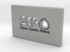 SCP Slab 3d printed