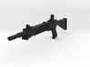 """L.A.S.E.R. Weapon Accessory - 7"""" Scale 3d printed"""