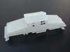 CNSM Battery Loco 455 - 456 3d printed Printed and cleaned body.