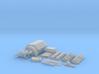 1/25 Scale Buick Nailhead Basic Block Kit 3d printed
