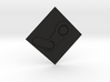 Thermaltake Steam-case-badge 3d printed