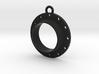 Welding Neck Flange Keychain 3d printed