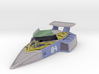 Iron Shark (F-Zero) 3d printed
