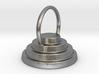 Devo Hat 15mm Ring Above 3d printed