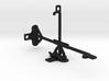Lava P7+ tripod & stabilizer mount 3d printed
