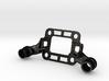 KTM SDR 1290 - Zumo5er + 6er + TT Rider Stahlteil  3d printed
