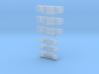 3x Astabweiser LF 16KatS 2014 3d printed