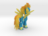My Little Pony - Spitfire (≈70mm tall) 3d printed