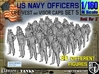 1-160 USN Officers KAPOK Set5 3d printed