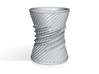 Twister Cup  3d printed