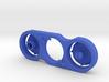 The Jackhammer - Fidget Spinner Clicker - EDC 3d printed